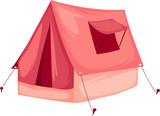 Fototapety Tent