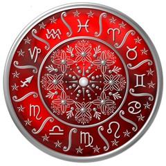 Horoskopscheibe