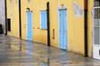 Italian architecture in Trapani