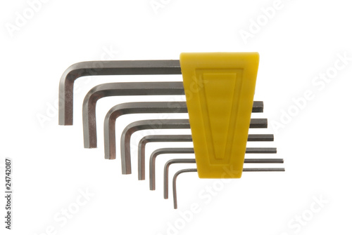 Hex keys set