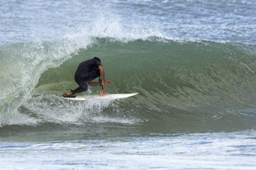 Surfen in Südbrasilien