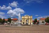 Luisenplatz Potsdam poster