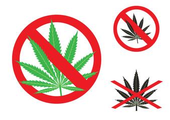The hemp is forbidden