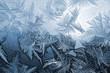 blue frost pattern