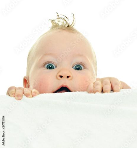 Fototapeten,adorable,astonishment,baby,hintergrund