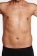 männlicher Bauch