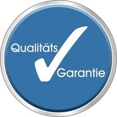 bouton qualitäts garantie