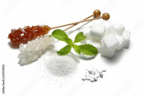 Stevia sowie andere Süßungsmittel - 24754835