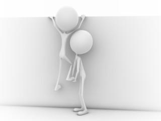 Mr. Emotion V22.3b Step-Up white