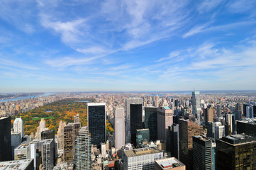 Autumn  in Central Park & New York City.
