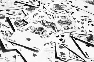 czarne karty