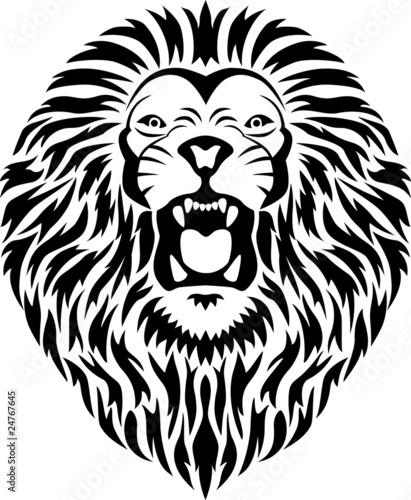 lion head tattoos. Lion head tattoo
