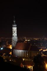 St. Martin bei Nacht