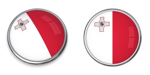 Banner Button Malta