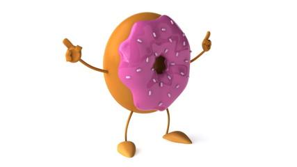 Donut danse