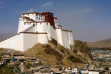 Samdrubtse Dzong Fort