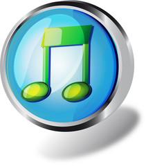 pulsante musica