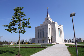 Mormon Church in Kiev, Ukraine
