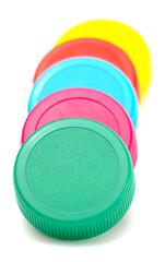 Plastic caps  - Tappi di plastica