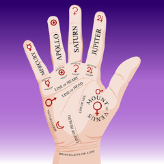 Palm Reading Palmistry