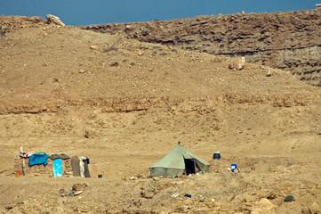 Bedouin tent, Morocco