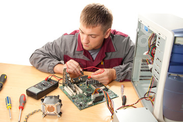 Computer support engineer