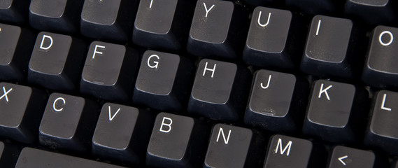 Computer Keyboard Background Image