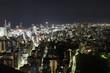 Kobe City at night