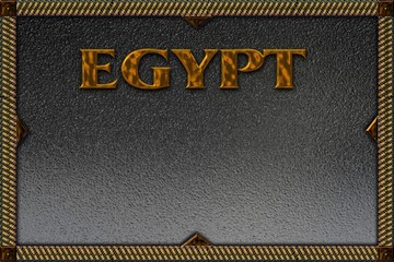 Background for Egypt