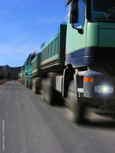 Lkw Speed