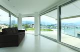 Fototapety interno di appartamento moderno