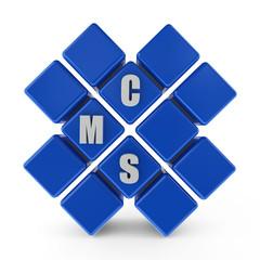 CMS Cubes