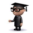 3d The graduate