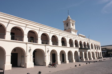 Cabildo histórico de Salta Capital