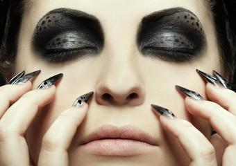 cat-theme make-up