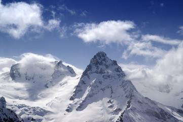 Caucasus Mountains. Belalakaya