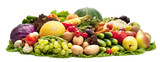 Fresh Vegetables, Fruits and other foodstuffs. poster