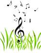 草原の音楽