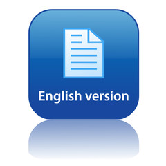 ENGLISH VERSION Web Button (languages translation website icon)