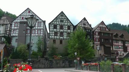 Schiltach - Fachwerkhäuser