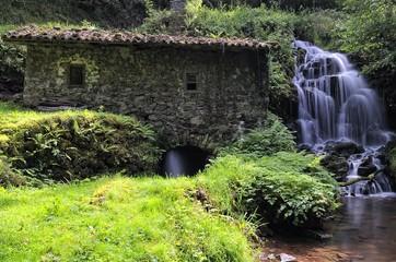 Molino de Obaya,Villaviciosa,Asturias