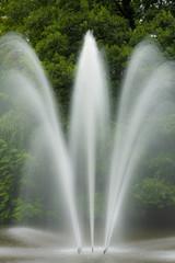 Springbrunnen Fontäne © Matthias Buehner
