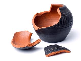 Ancient pot