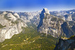 Half Dome at Yosemite National Park
