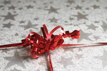 Ruban Rouge Cadeau