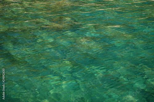 Woda w Adriatyku © Darios