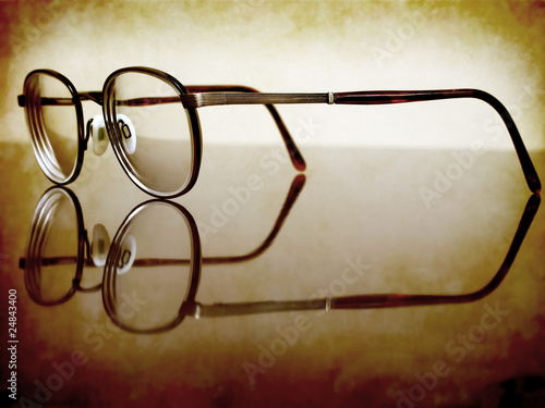 Antique Glasses