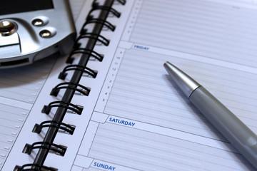 blank weekly task organizer