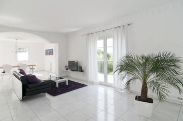 heller, moderner Wohnraum