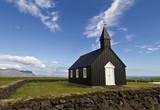 Icelandic Lutheran church poster